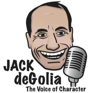 Jack de Golia Voice Over logo