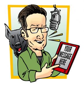 JA Voiceworks logo