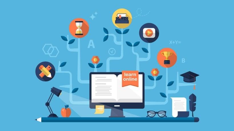 Risultato immagini per online teaching