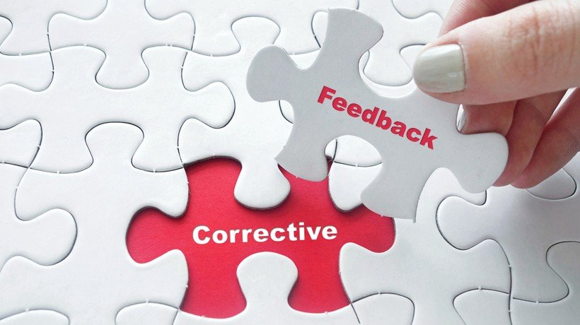 eLearning Corrective Feedback: Importance And Approach