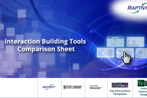 Explore And Compare eLearning Interaction Building Tools