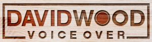 David Wood Voice Over logo