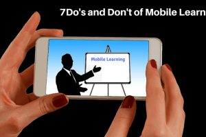 Image for 7 Dos And Don'ts Of Mobile Learning