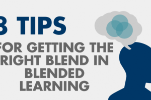Image for 8 Tips For Getting The Right Blend In Blended Learning