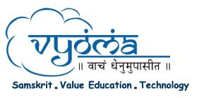 Vyoma Linguistic Labs Foundation Logo
