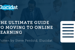 Image for Free eBook: The Ultimate Guide To Moving To Online Learning