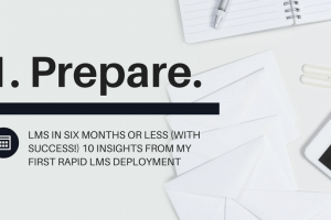 Learning Management System Success In 6 Months Or Less