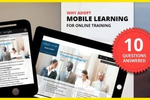 Why Adopt Mobile Learning For Online Training - 10 Questions Answered