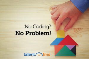 Construction Time With TalentLMS Homepage Builder