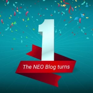 The NEO Blog Celebrates Its 1 Year Anniversary