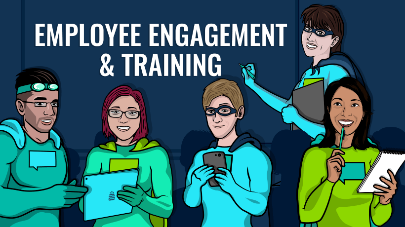 4 Ways For Employee Engagement And Effective Training