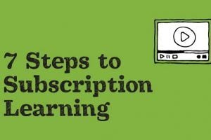 Free eBook: 7 Steps To Subscription Learning