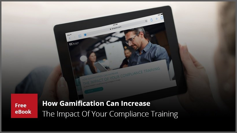 Free eBook - How Gamification Can Increase The Impact Of Your Compliance Training