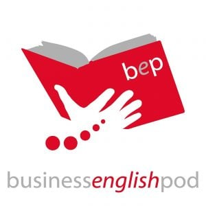 Business English Pod Ltd Logo