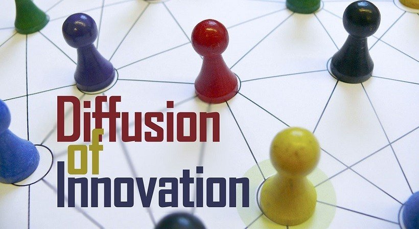 rogers diffusion of innovation Everett m rogers (march 6, 1931 – october 21, 2004) was an eminent american communication theorist and sociologist, who originated the diffusion of innovations theory and introduced the.