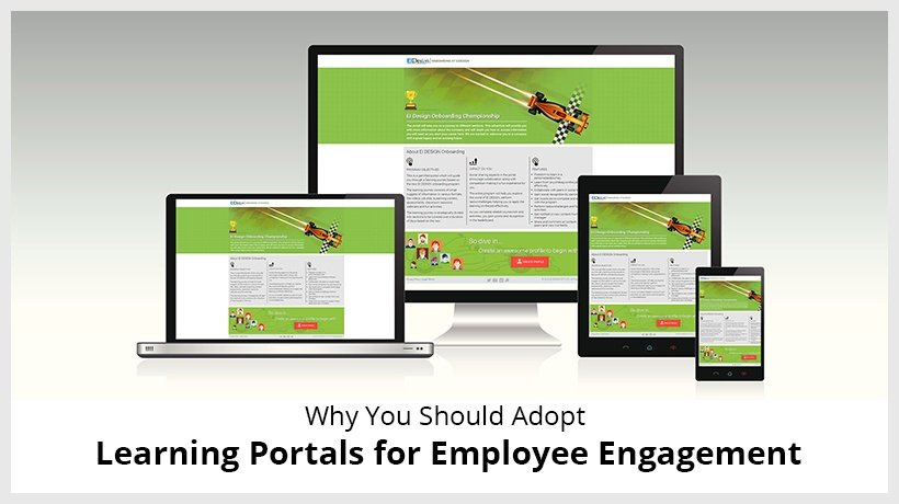 Why You Should Adopt Learning Portals For Employee