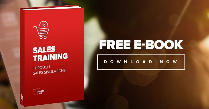 Sales Training Through Sales Simulations: eBook On Branching Scenarios In eLearning