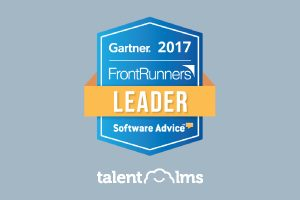 TalentLMS: Leader On Software Advice's 2017 LMS FrontRunners Quadrant