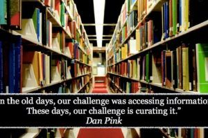 70:20:10 Challenges: Turning Curation Into Knowledge Sharing