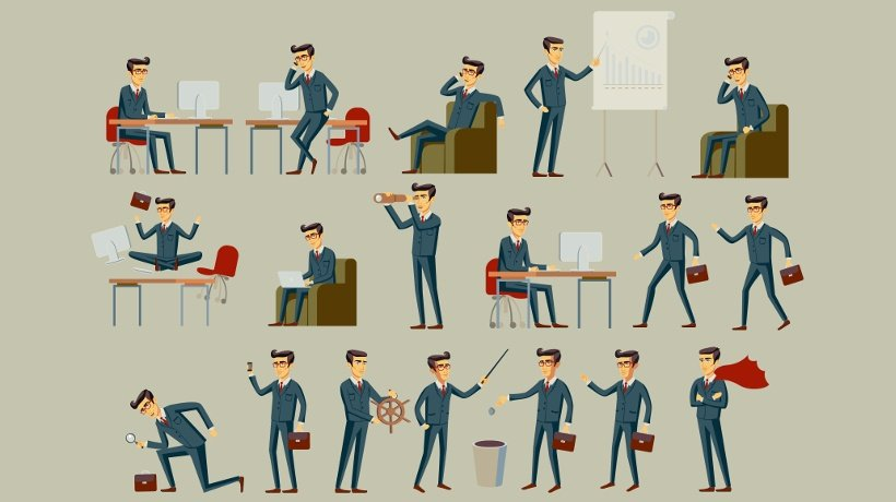 8 Tips To Create Memorable Online Training Characters