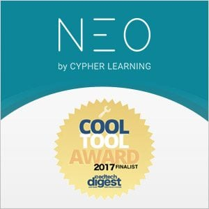 NEO LMS Was Selected As A Finalist For The EdTech Digest Awards 2017
