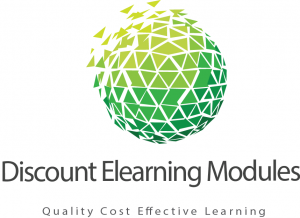 Discount eLearning Modules logo