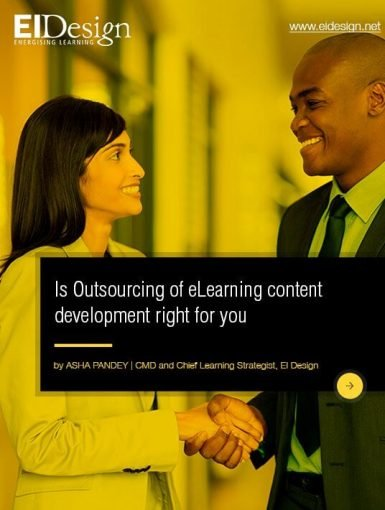 Is Outsourcing Of eLearning Content Development Right For You?