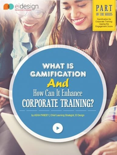 What Is Gamification And How Can It Enhance Corporate Training