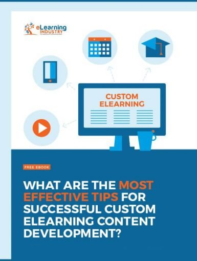 Successful Custom eLearning Content Development