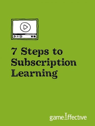 7 Steps To Subscription Learning