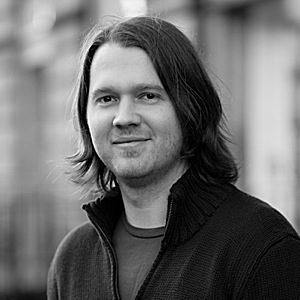 Photo of John Peebles
