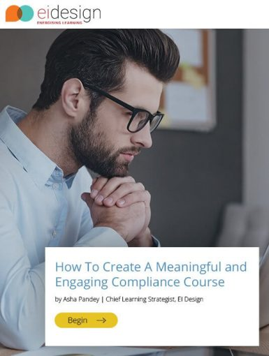 How To Create A Meaningful And Engaging Compliance Course