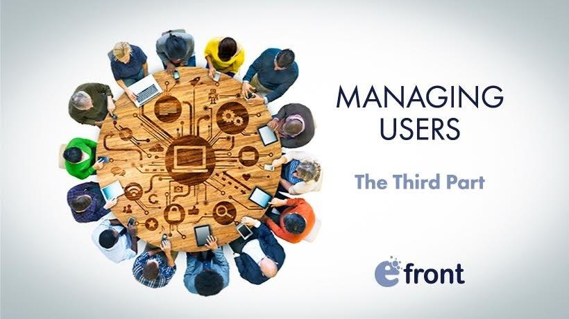 Divide And Conquer With eFrontPro's User Management Features pt. 3