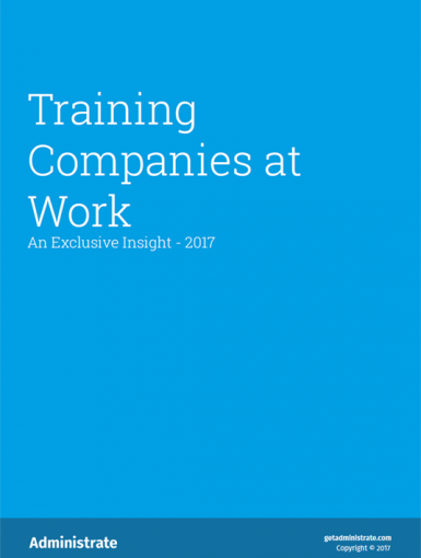 Training Companies At Work (An Exclusive Insight – 2017)