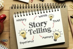 Storytelling For eLearning: Tips, Strategies, Examples