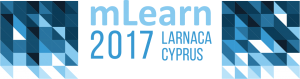 mLearn 2017 - International Conference On Mobile And Contextual Learning