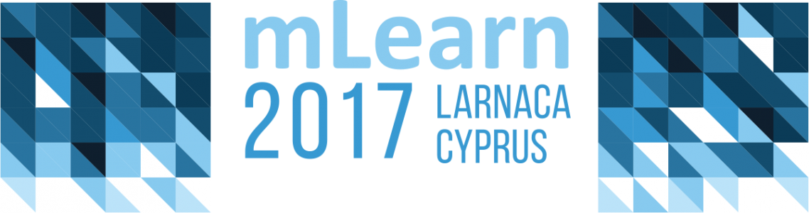 mLearn 2017 - 16th World Conference On Mobile And Contextual Learning