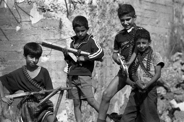 Children of the Lebanese War