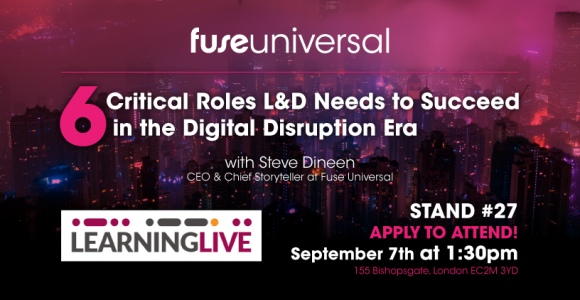 Fuse Universal To Speak At Learning Live 2017