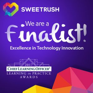 SweetRush Named A Finalist For CLO Learning In Practice Award