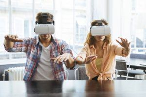 Virtual Reality In Corporate Training: Reshaping Your Learning Experience