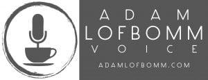 Adam Lofbomm Voice logo