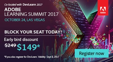 10th Annual Adobe Learning Summit 2017
