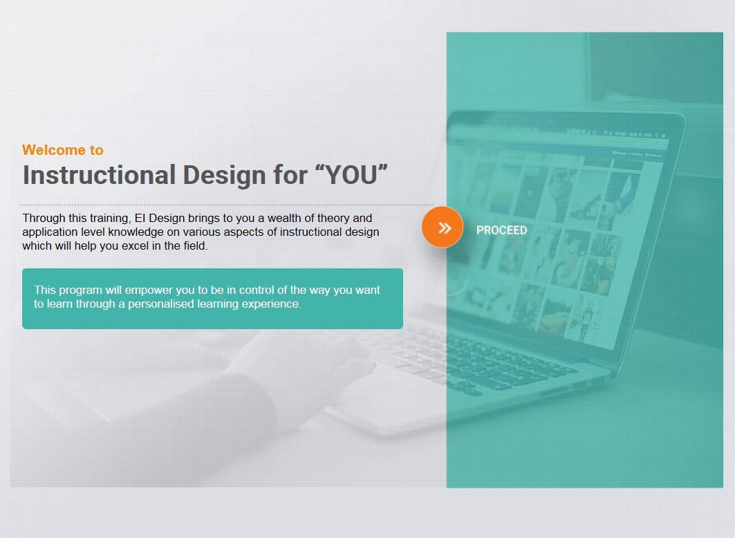 Personalized eLearning - Instructional Design Courses
