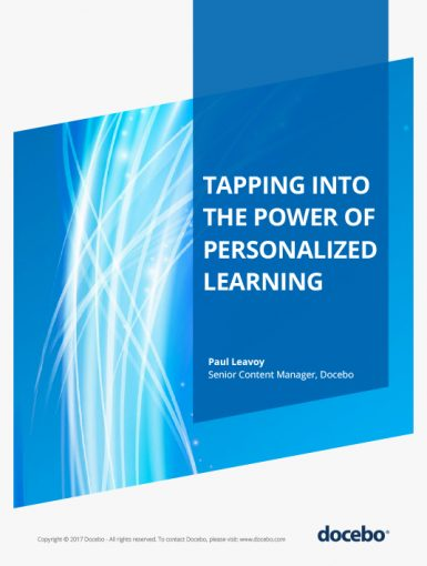 Tapping Into The Power Of Personalized Learning