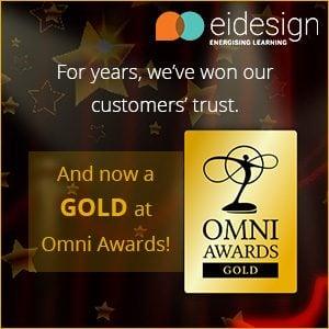 EI Design Wins Gold At Omni Awards