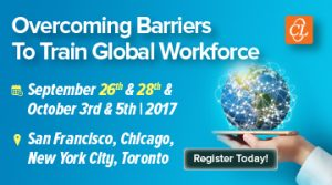 Overcoming Barriers To Train Global Workforce