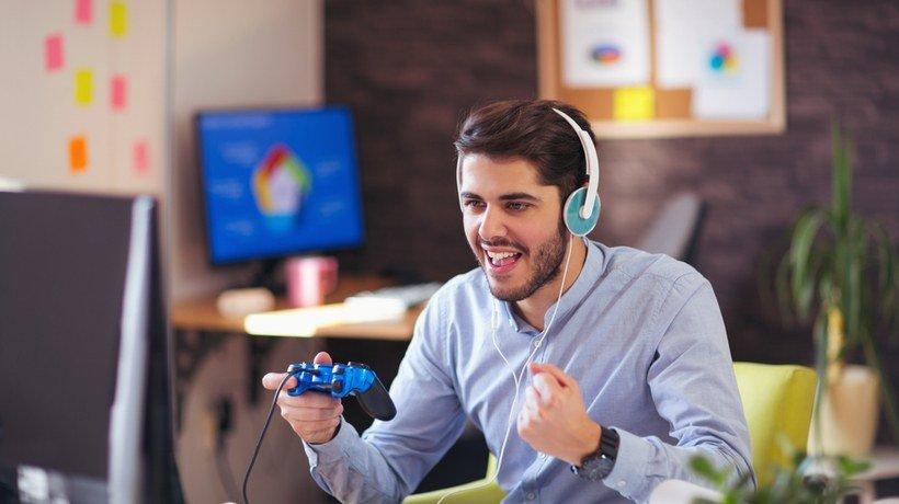 Advanced Gamification: The Evolution Of Playing Games At Work