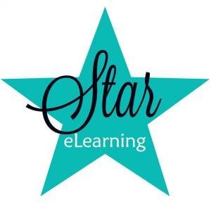 Star eLearning logo