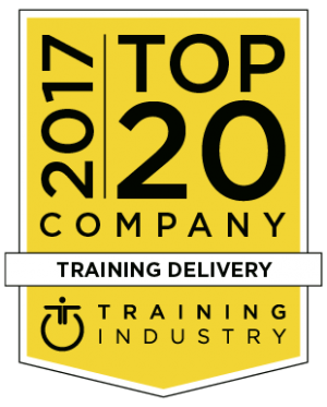 G-Cube Reckoned Amongst The Top 20 Training Delivery Companies